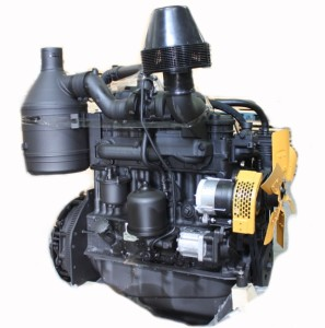 Двигатель ММЗ Д-245